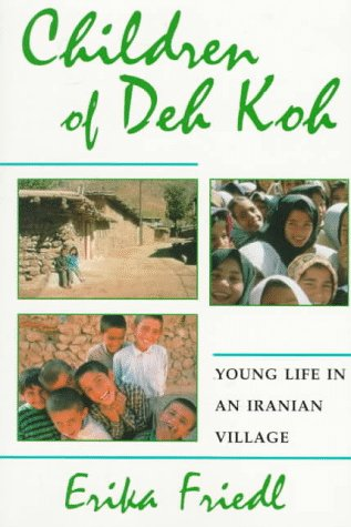 Children of Deh Koh Young Life in an Iranian Village  1997 edition cover