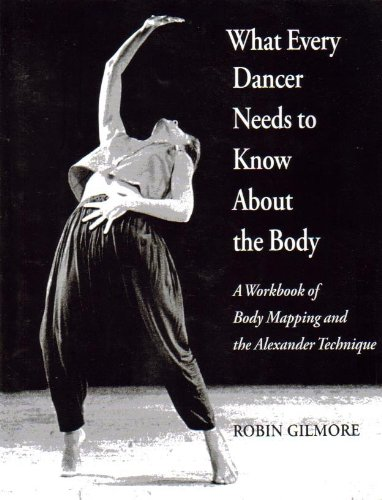 What Every Dancer Needs to Know about the Body : A Workbook of Body Mapping and the Alexander Technique 1st 2005 edition cover