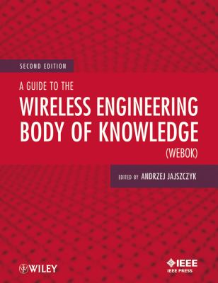 Guide to the Wireless Engineering Body of Knowledge  2nd 2012 edition cover