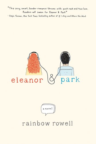 Eleanor and Park  N/A 9781250012579 Front Cover