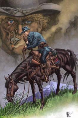 Jonah Hex - Welcome to Paradise  N/A 9781401227579 Front Cover