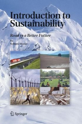 Introduction to Sustainability Road to a Better Future  2005 edition cover