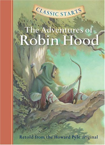 Adventures of Robin Hood   2004 edition cover