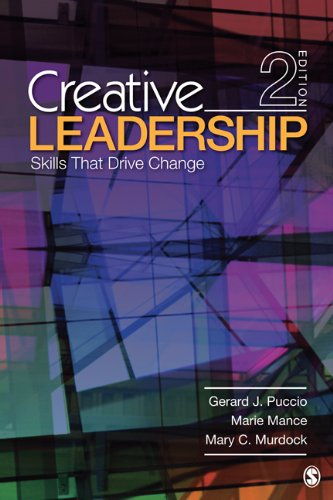 Creative Leadership Skills That Drive Change 2nd 2011 edition cover