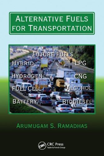 Alternative Fuels for Transportation   2010 edition cover
