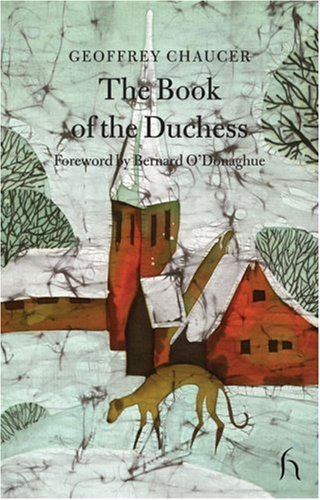 Book of the Duchess   2007 edition cover
