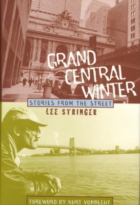 Grand Central Winter Stories from the Street  1998 edition cover