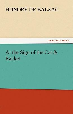 At the Sign of the Cat and Racket  N/A 9783842440579 Front Cover