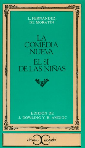 COMEDIA NUEVA. EL S� DE LAS NI�AS  5th 1991 edition cover