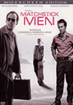 Matchstick Men (Widescreen Edition) (Snap Case) System.Collections.Generic.List`1[System.String] artwork