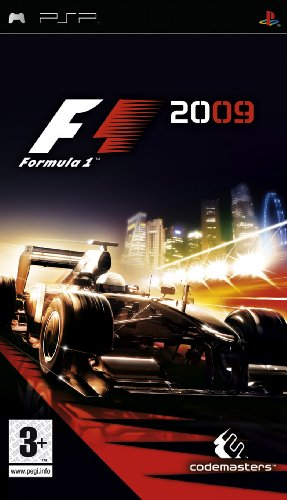 Formula 1 2009 (PSP) Sony PSP artwork