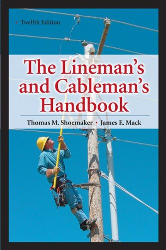 Lineman's and Cableman's Handbook  12th 2011 edition cover