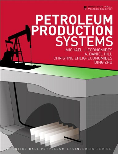 Petroleum Production Systems  2nd 2013 (Revised) edition cover