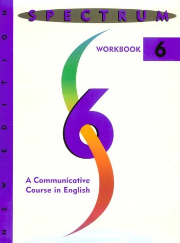Communicative Course in English, Level 6   1994 (Workbook) 9780138302580 Front Cover
