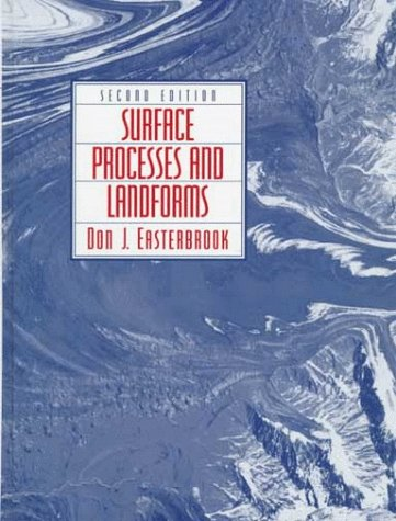 Surface Processes and Landforms  2nd 1999 (Revised) edition cover