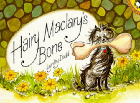 Hairy Maclary's Bone (Puffin Picture Books) N/A edition cover