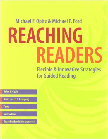 Reaching Readers Flexible and Innovative Strategies for Guided Reading  2001 edition cover
