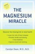 Magnesium Miracle   2007 (Revised) 9780345494580 Front Cover