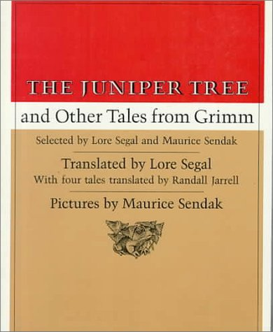 Juniper Tree And Other Tales from Grimm N/A edition cover