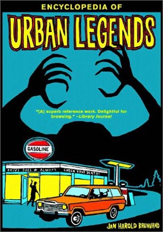 Encyclopedia of Urban Legends   2002 edition cover