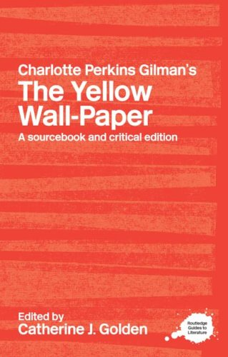 Charlotte Perkins Gilman's the Yellow Wall-Paper   2004 edition cover