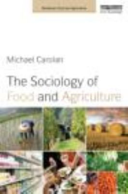 Sociology of Food and Agriculture   2012 edition cover