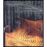 COGNITIVE PSYCH.-W/COGLAB ONLI 2nd 2008 edition cover