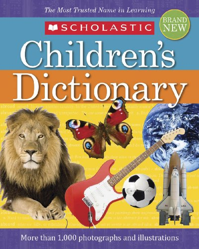 Scholastic Children's Dictionary   2011 edition cover