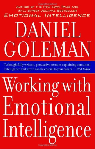 Working with Emotional Intelligence  N/A 9780553378580 Front Cover