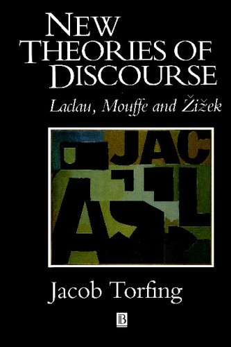 New Theories of Discourse Laclau, Mouffe and Zizek  1999 9780631195580 Front Cover