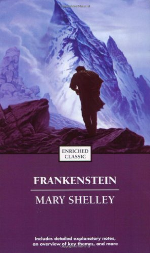 Frankenstein   2004 (Revised) edition cover