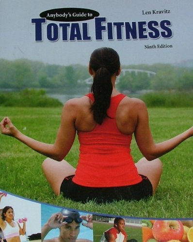 Anybody's Guide to Total Fitness  N/A edition cover