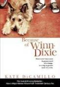 Because of Winn-Dixie   2000 (Movie Tie-In) edition cover