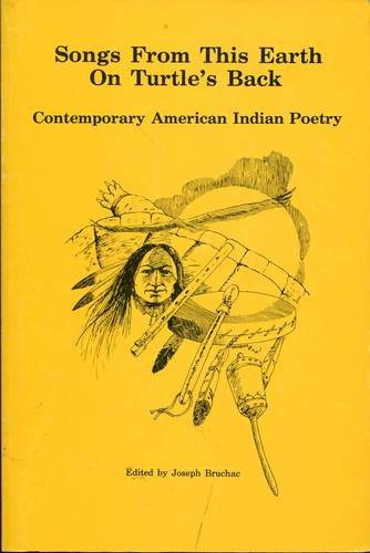 Songs from This Earth on Turtle's Back An Anthology of Poetry by American Indian Writers  1983 edition cover