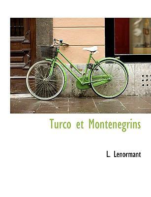 Turco et Monténégrins N/A edition cover