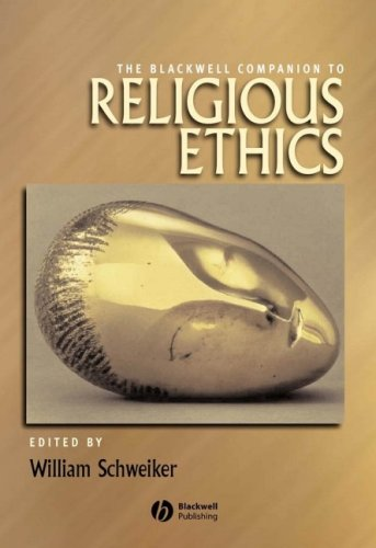 Blackwell Companion to Religious Ethics   2008 edition cover
