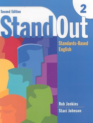 Standards-Based English  2nd 2008 edition cover
