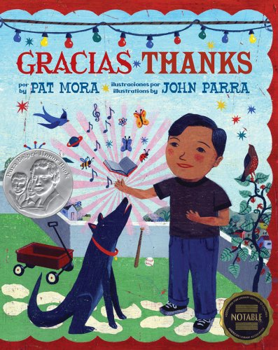 Gracias/Thanks   2009 edition cover