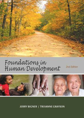 Foundations in Human Development 2nd 2010 9781602299580 Front Cover