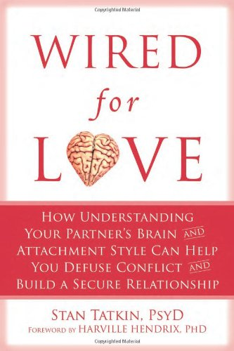 Wired for Love How Understanding Your Partner's Brain and Attachment Style Can Help You Defuse Conflict and Build a Secure Relationship  2012 9781608820580 Front Cover