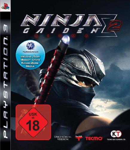 Ninja Gaiden: Sigma 2 (uncut) PlayStation 3 artwork