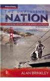 Unfinished Nation - Nasta Edition Grades 9-12: A Concise History of the American People  2013 edition cover