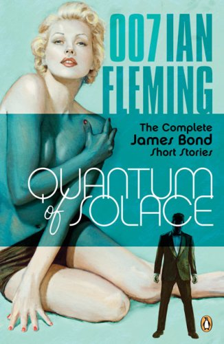 Quantum of Solace   2008 edition cover