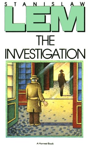 Investigation   1986 9780156451581 Front Cover