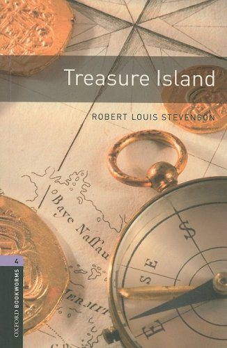 Treasure Island, Level 4  N/A edition cover