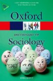 Dictionary of Sociology  4th 2014 edition cover