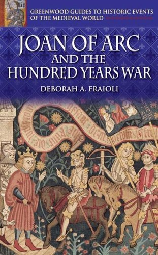 Joan of Arc and the Hundred Years War   2005 edition cover