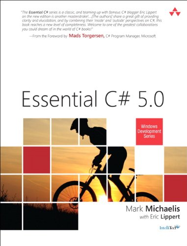 Essential C# 5. 0  4th 2013 (Revised) edition cover