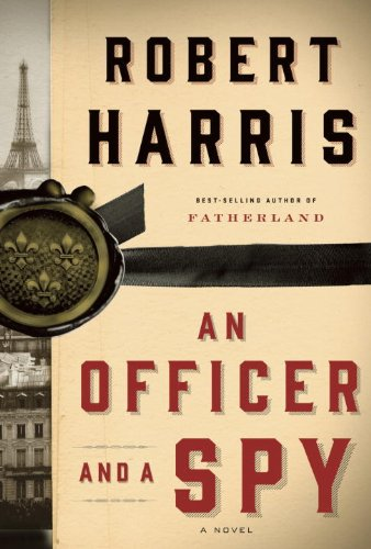 Officer and a Spy   2014 edition cover