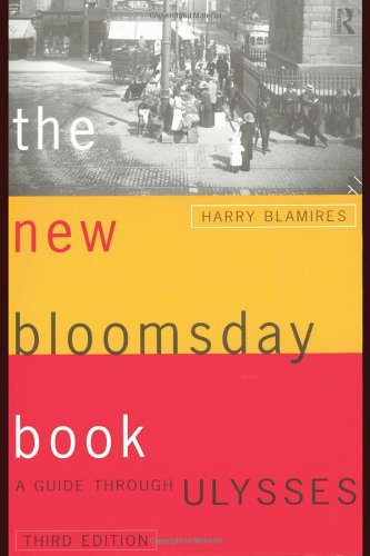 New Bloomsday Book A Guide Through Ulysses 3rd 1996 (Revised) edition cover